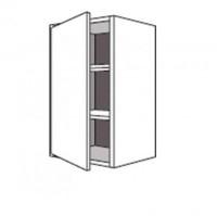 Porte casse TWIST gris 27.7x49.7cm