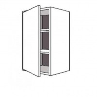Porte casse TWIST anthracite 41.7x99.7cm