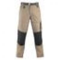 Pantalon Mojave 100% coton beige gris taille XL KAPRIOL MORGANTI