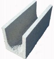 Bloc thermique à coller FABTHERM 1 et 2 linteaux 20x20x50cm