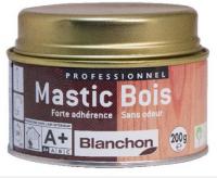 Mastic bi-composant à bois chêne rustique 200g BLANCHON