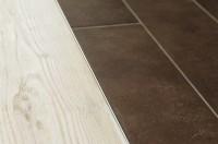 Profilé SCHIENE-AE AE80 aluminium naturel anodisé mat 2.5m hauteur 8mm