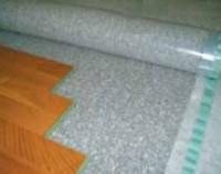 Sous couche INDICOUSTIC SOL PLUS filmé gris 3.5mm 15x1m 19db R=0.093m².K/W