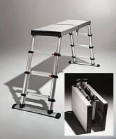 Plate-forme de travail TELESTEPS aluminium 3 hauteurs 50-60-88cm
