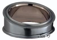 Elément de coudé 15° diamètre 150mm POUJOULAT
