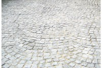 Pavé granit gris 8x10cm ALVES GRANITOS JOSE