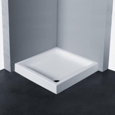Receveur OLYMPIC 120x80cm hauteur 4,5cm blanc NOVELLINI
