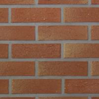 Brique perforcée VAN GOGH rouge 65x105x220mm BRIQUETERIES DU NORD