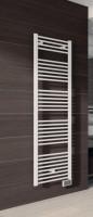 Radiateur sèche-serviettes électrique PRIMEO2 blanc 30x944x500mm 500W