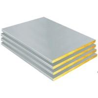 Laine de verre kraft aluminium SHEDISOL perle 50 1,31x1m ISOVER