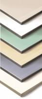 Plaque de plâtre doublage performance marine R=2,75 épaisseur 13+80mm 2,8x1,2m MARLUX