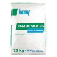 Enduit de jointoiement et de finition SILK 8h, sac de 20kg KNAUF