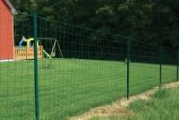 Grillage axial résidence vert 76mm 1,5x25m DIRICKX