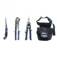 Lot de 4 outils plaquiste THEARD