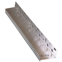 Rail de départ aluminium pour WEBER.THERM 19cm  longueur 2,5m WEBER