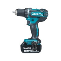 Perceuse visseuse 18V Li-Ion 4Ah diamètre 13mm MAKITA