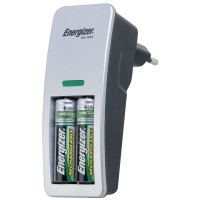 Chargeur DUO 2 piles R6/AA 2000 ENERGIE SERVICE