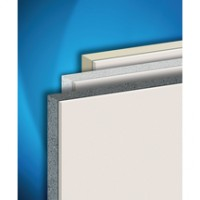 Doublage d'isolation thermique POLYPLAC AA R=5,30 épaisseur 13+120mm 2,6x1,2m KNAUF
