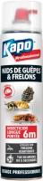 Insecticide aérosol nids de guêpes et frelons 6m SINTO