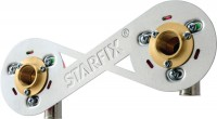 Raccords à sertir STARFIX entraxe S 150mm diamètre 16 (x10) plus S