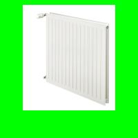 Radiateur eau chaude REGGANE 3000 11C horizontal 500x600mm 499W FINIMETAL