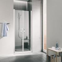 Porte de douche battant CC PTD 07020 2PK blanc