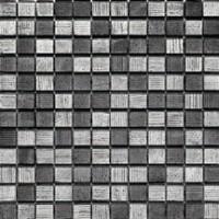 Carrelage PDV FINELINE silverblack listel 4x29cm BARWOLF