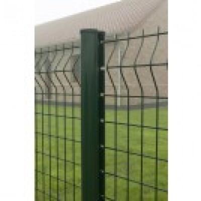 Panneau AXIS C vert 6005 1mlx2.48 DIRICKX