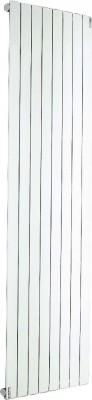 Radiateur FASSANE STOCK eau chaude vertical simple 930w ACOVA