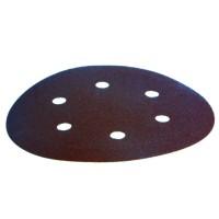 Disque abrasif velcro B 150mm grain de 80