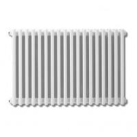 Radiateur TEOLYS horizontal 4 colonnes 750x600mm 12 éléments 1214W FINIMETAL
