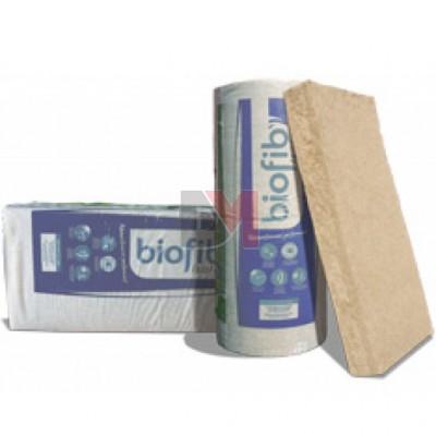 Panneau de fibre de lin et chanvre 125x60 Ep200 BIOFIB DUO