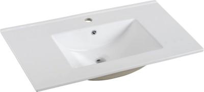 Plan de toilette WOODSTOCK2 en céramique 90cm