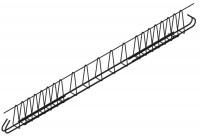 Armature de poutre Force NEPTUNE 12x20x250cm FIMUREX