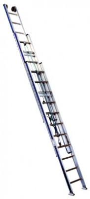 Echelle coulisse 3 plans pro XL3 421x971 TUBESCA / COMABI