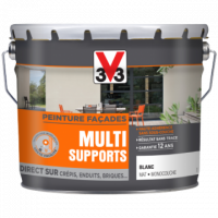 Peinture façades base à teinter Multi-Supports base monocouche mat 2,5l V33