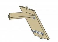 Cornière pour marches TAZ 210mm SIMPSON STRONG TIE