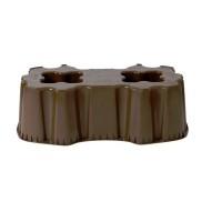 Support de cuve à eau rectangulaire marron 520l DISTRIBUTEUR PRODUITS COFAQ