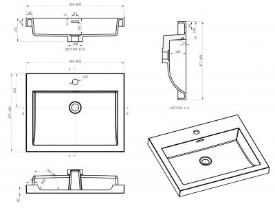 Plan PRIMEO 60cm