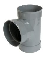 Culotte Femelle Femelle 87°30 simple diamètre 200mm NICOLL