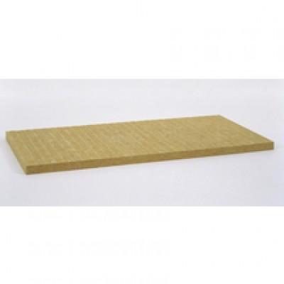 Panneau isolant thermo-acoustique nu pour plancher ROCKSOL EXPERT ép. 40mm 1,2x0,6m R=1,05m².K/W ROCKWOOL