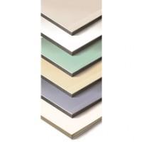 Plaque de plâtre  DOUBLISSIMO PERFORMANCE marine R=3.80 épaisseur 13+120mm 260x120cm PLACOPLATRE