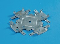 Connecteur en croix Clip F47 / FL50 Knauf 148x148mm boîte 50 pièces KNAUF