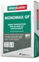 Enduit MONOMAX grain fin gris souris G30 24kg PAREXLANKO