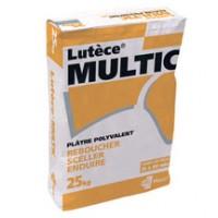 Plâtre Lutèce Multic sac de 25kg PLACO