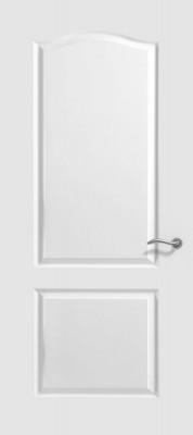 Bloc-porte isolant Manoir - 1 vantail postformé veiné -  poussant à gauche - huisserie CRÉACONFORT 67x57 - 204x83cm KEYOR