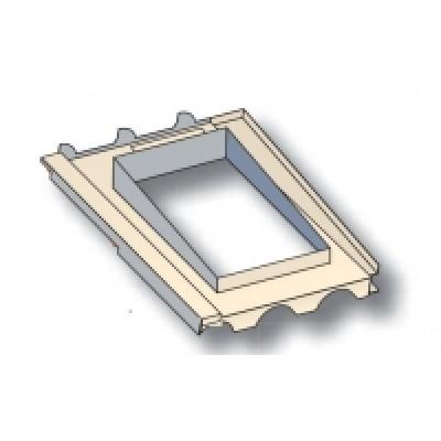 embase pour tuile 30 blanc cass trt030057 poujoulat saintes 17100 destockage habitat. Black Bedroom Furniture Sets. Home Design Ideas