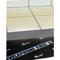 Sous-couche isolante phonique acoustique VÉLAPHONE fibre 22 20x1,07m rouleau SOPREMA