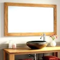 Miroir exotique largeur 90cm hauteur 65cm