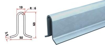 Rail à sceller 3m diamètre 20mm MANTION